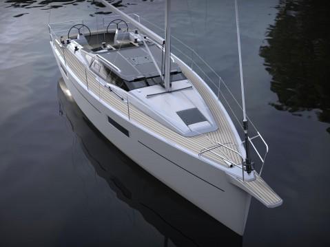 Rental yacht Wilkasy - Northman Maxus 34 on SamBoat