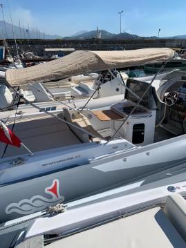 Rental RIB in Castellammare di Stabia - MV Marine Mito 31 cabin