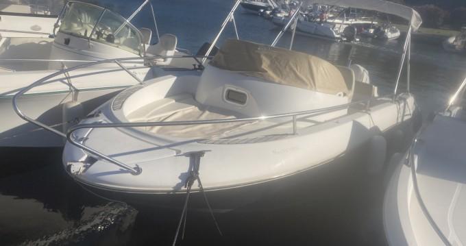 Boat rental Jeanneau Cap Camarat 625 WA in Saint-Florent on Samboat