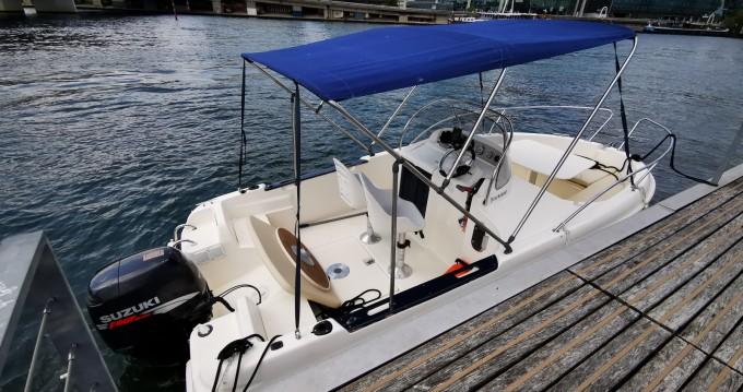 Rental Motorboat in Boulogne-Billancourt - Jeanneau Cap Camarat 545 WA