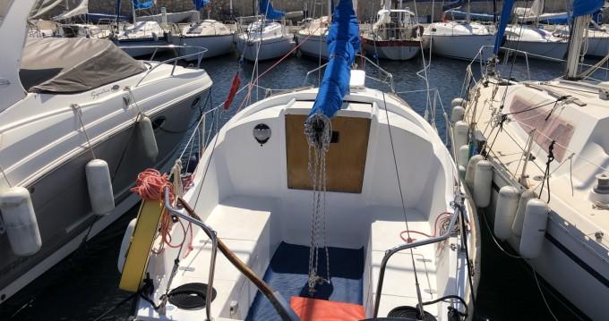 Boat rental Cnso Daïmio in Cannes on Samboat