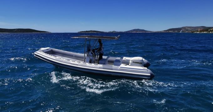 Rental Motorboat in Vodice - Lomac Lomac 730 Club