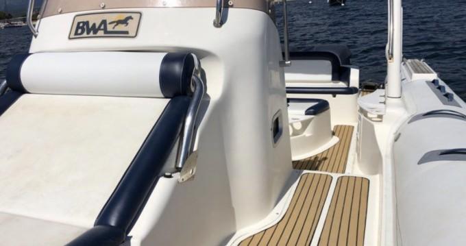 Boat rental Lecci cheap America 850