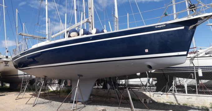 Ocean Star 51.2 between personal and professional Athens