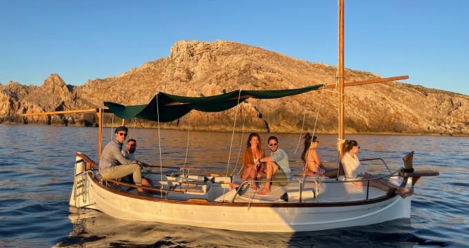 Rental RIB in Fornells - Capeador 28