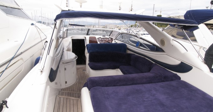 Motorboat for rent Port Hercule at the best price
