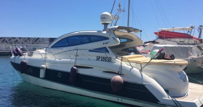 Rental Motorboat in Taormina - Cranchi Cranchi 47 HT
