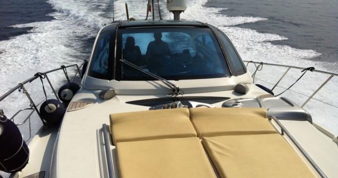 Boat rental Taormina cheap Cranchi 47 HT