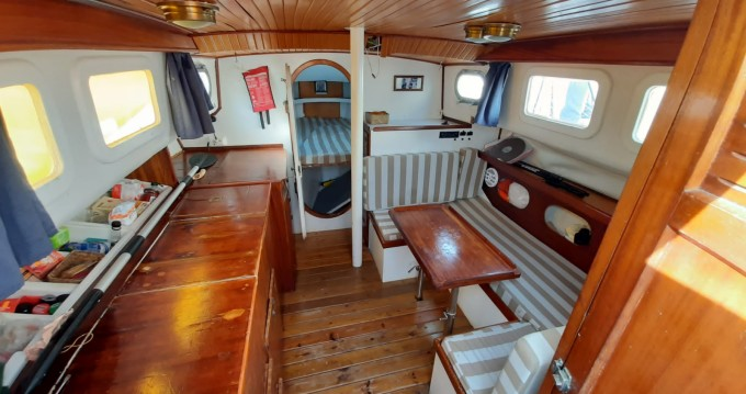 Rental Sailboat in Santa Eulària des Riu - Llaut  Myacba Delfin 28