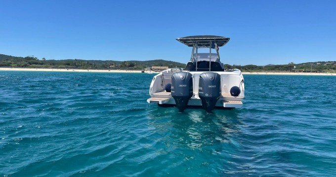 Rental yacht Cogolin - Pacific Craft Pacific Craft 30 RX on SamBoat