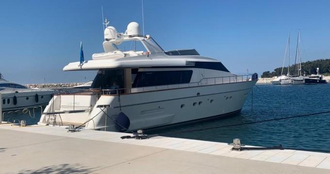 Boat rental Rovinj cheap San Lorenzo 72