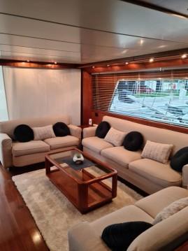Rental yacht Rovinj - San Lorenzo San Lorenzo 72 on SamBoat