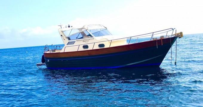 Boat rental Positano cheap Smeraldo