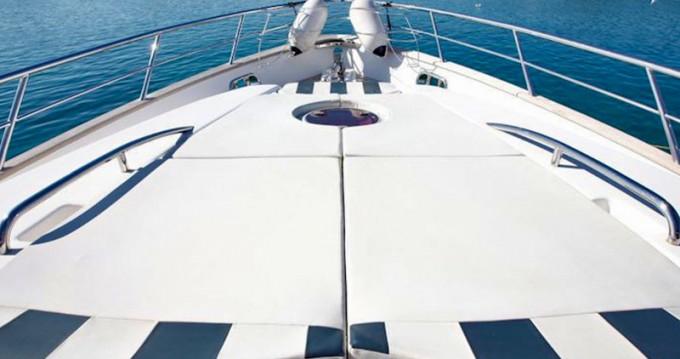 Boat rental Split cheap Yaretti 2210