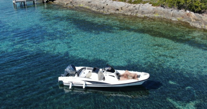 RIB for rent Port Cogolin at the best price