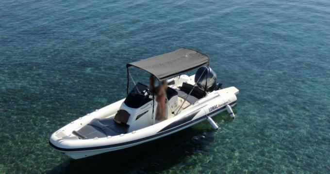 Rental yacht Port Cogolin - Lomac Adrenalina 7.0 on SamBoat