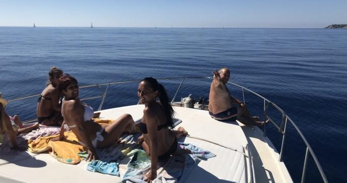 Piantoni 46 predator between personal and professional Cagliari Port