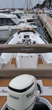 Rental yacht Carqueiranne - Master Master 699 GP on SamBoat