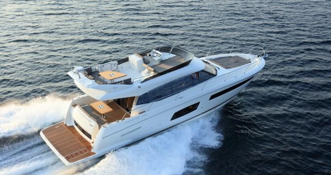 Boat rental Beaulieu-sur-Mer cheap Prestige 560