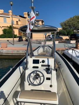 Rental yacht Porto Cervo - Sea Water Smeralda 250 on SamBoat