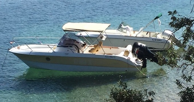 Boat rental Villeneuve-Loubet cheap Key Largo 26