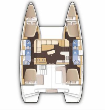 Catamaran for rent Mahé at the best price