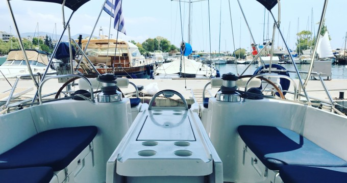 Boat rental Ocean Star 51.2 in Athens on Samboat