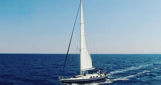 Rent a Ocean Star 51.2 Athens