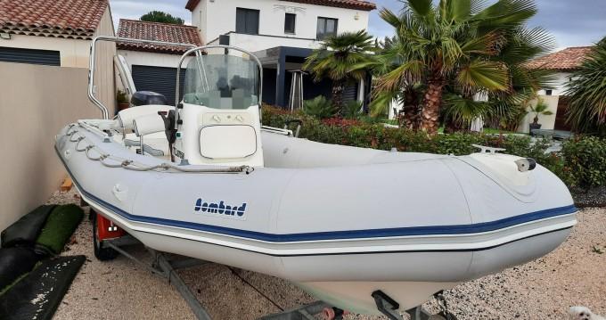 Bombard Explorer 620 SB II between personal and professional Marseille