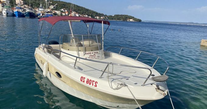 Rental Motorboat in Zadar - Brava Mignolla 22
