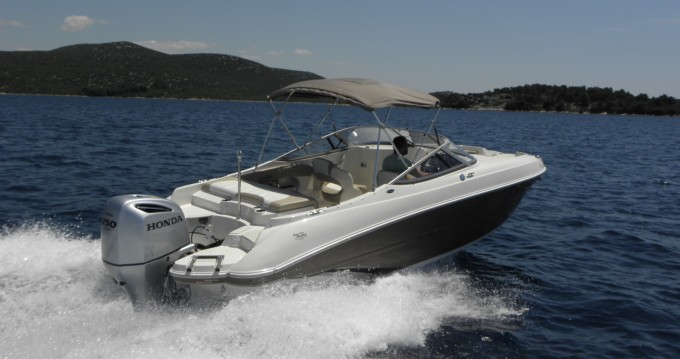Motorboat for rent Tisno at the best price