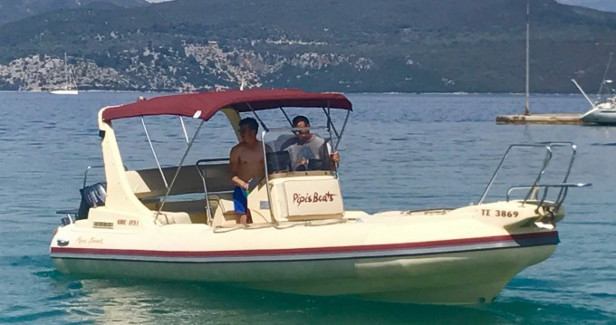Rental yacht Lefkada (Island) - Eagle Eagle7,4 on SamBoat