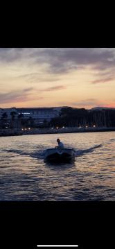 Rental Motorboat in La Ciotat - hydro sport hydro sport