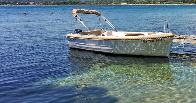 Silver Silver 525 between personal and professional Formentera