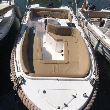 Rental yacht Formentera - Silver Silver 525 on SamBoat