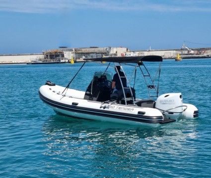 Boat rental Antibes cheap Dream 6