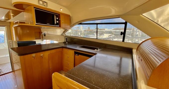 Boat rental Le Cap d'Agde cheap Rodman 41