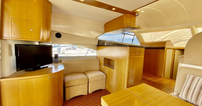 Rental Motorboat in Le Cap d'Agde - Rodman Rodman 41