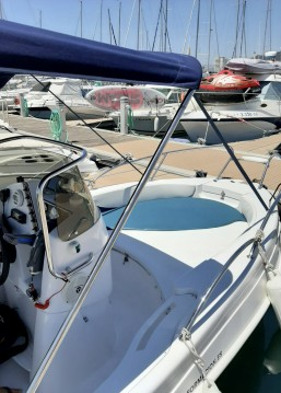Hire Motorboat with or without skipper Bluline Málaga