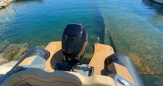 Boat rental Ajaccio cheap 26