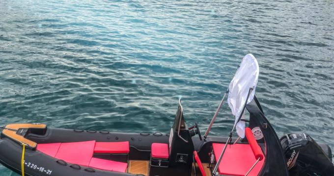 Rental yacht Port de Alicante - Rimini Rib 6m on SamBoat