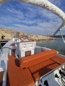 Boat rental Saint-Cyr-sur-Mer cheap Sacs S 780
