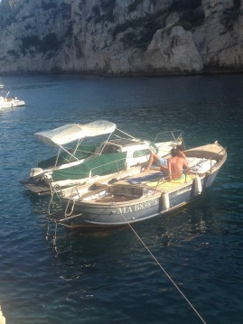 Hire Motorboat with or without skipper Nauticard Diruocco Maggimo Cassis