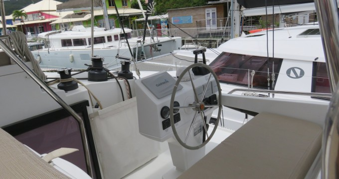 Hire Catamaran with or without skipper Unknown Brand SABA 50 Crew Saint Vincent and the Grenadines