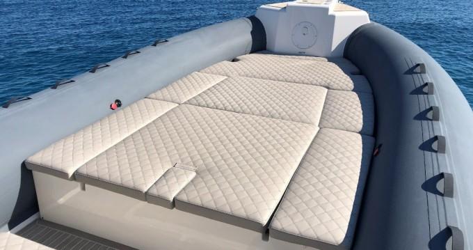Rental yacht Ajaccio - Capelli Tempest 900 Sun on SamBoat