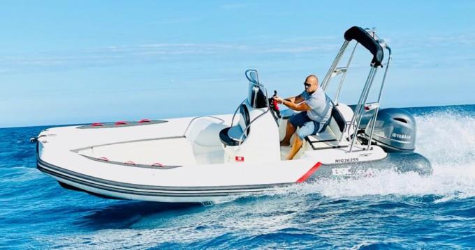 Rental yacht Saint-Laurent-du-Var - Bsc BSC 57 on SamBoat
