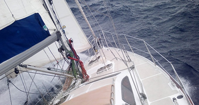 Hire Sailboat with or without skipper Alubat Barcelona
