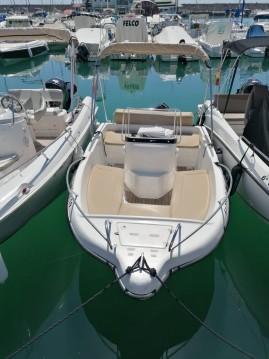 Mareti 450 open between personal and professional Puerto Marina Benalmadena