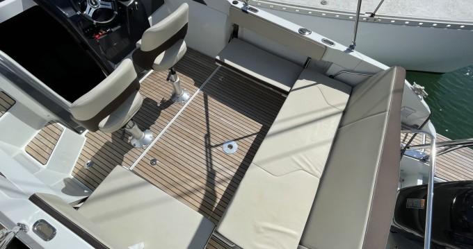 Boat rental Port Cogolin cheap Flyer 7 SUNdeck