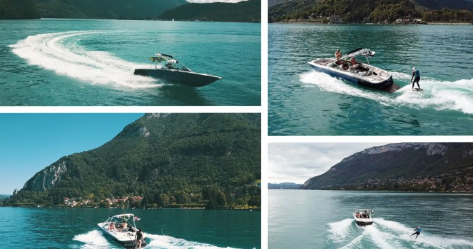Mastercraft X45 between personal and professional Annecy